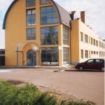 Budova SÚS, Ústí nad Orlicí