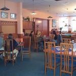 Interiér restaurantu Céčko, Dolní Čermná