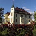 Rekonstrukce Hernychovy vily, Ústí nad Orlicí