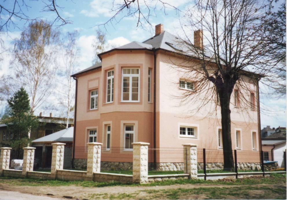 Rekonstrukce RD, Česká Třebová