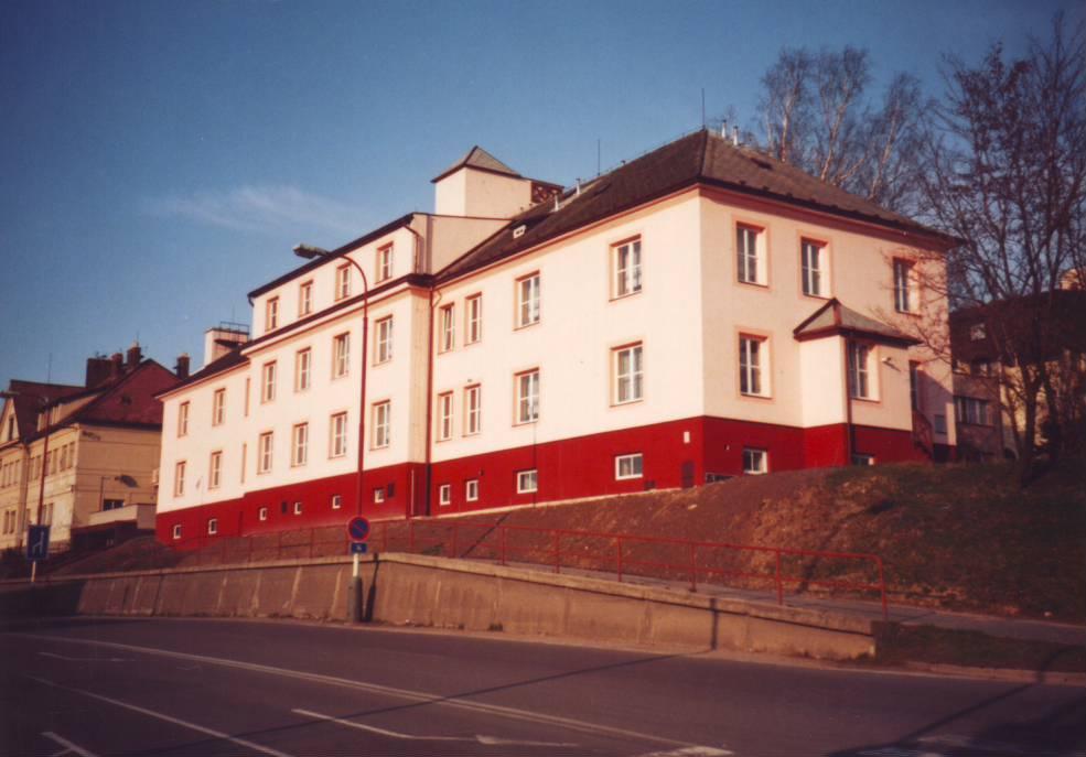 Rekonstrukce domova důchodců, Ústí nad Orlicí