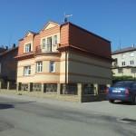 Rekonstrukce sídla firmy, Lanškroun