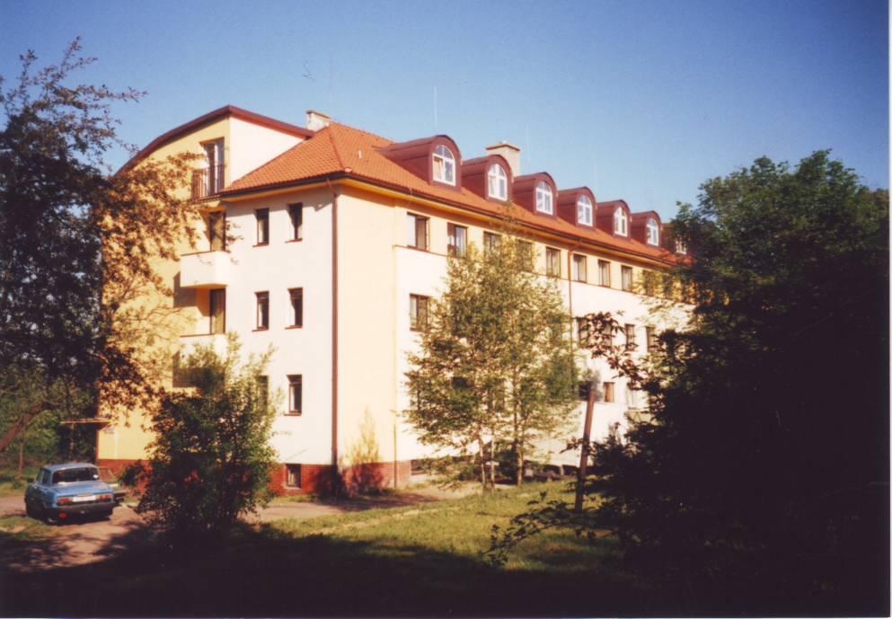 Rekonstrukce ubytovny, Ústí nad Orlicí