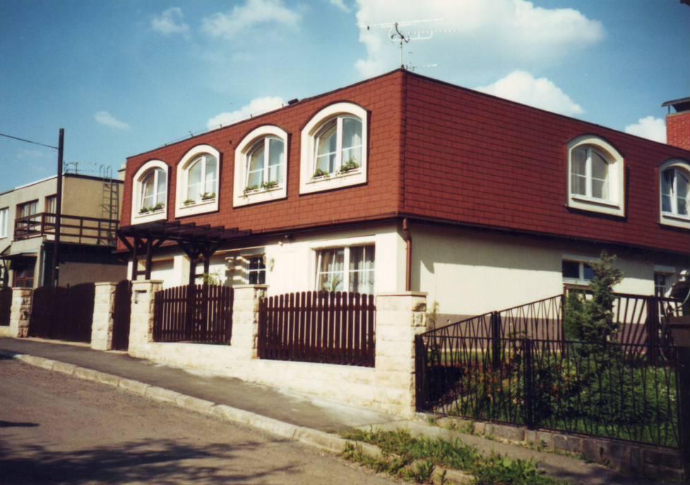 Rodinný dům 1, Česká Třebová