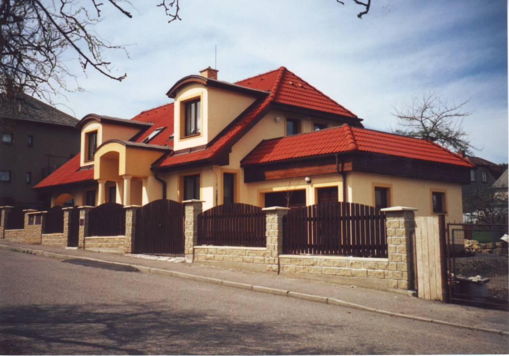 Rodinný dům 2, Česká Třebová