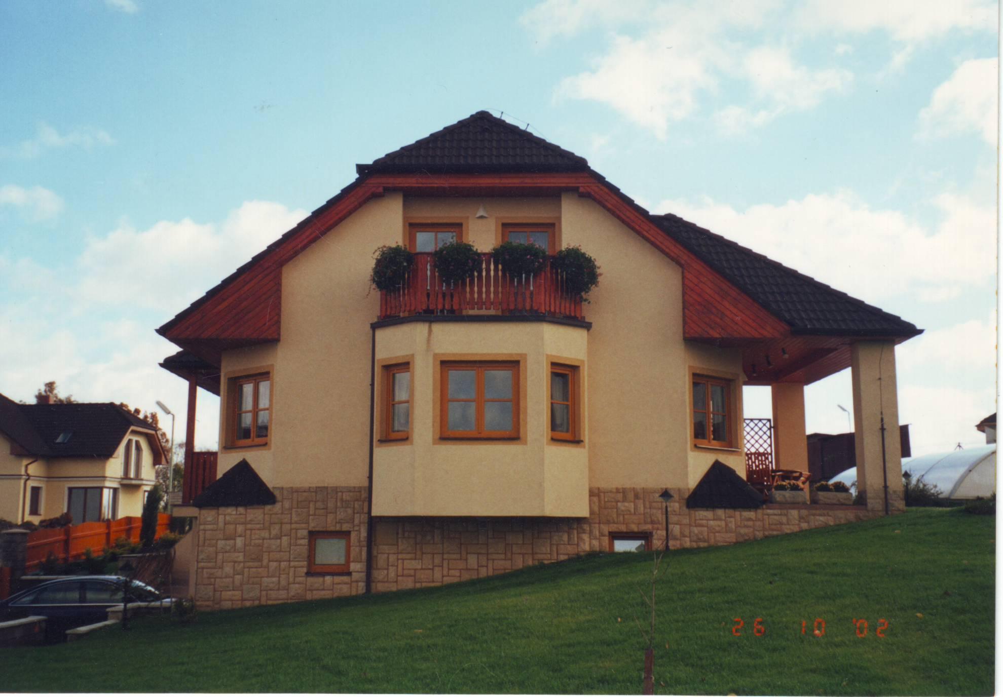 Rodinný dům, Divišov