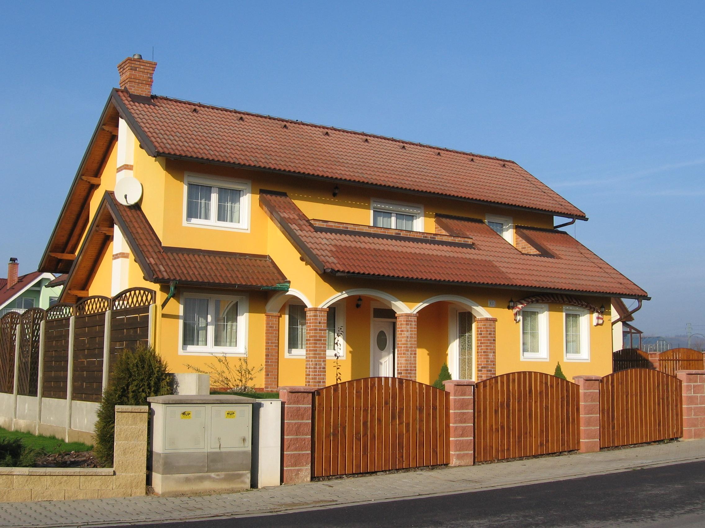 Rodinný dům 2, Ústí nad Orlicí
