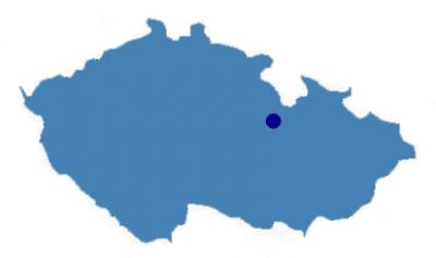 Mapa projekce